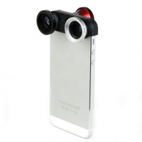 4 in 1 Photo Lens Kit for iPhone 5/5S