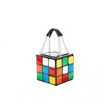 Colorful Magic Rubik's Cube Bag