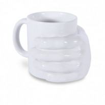 Cool Ceramic Hands Mug