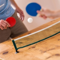Desk Tabletop Tennis