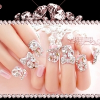 Fashion Japanese Jewelry Nail Art
