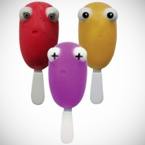 Frosty Friends Popsicle Molds