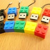 Lego Style 4GB USB Drive