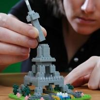 Micro Nanoblock Eiffel Tower