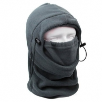 Motorcycle Fleece Neck Hat