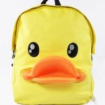 3-D Rubber Duck Adult or Kids School Bag