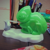 Cute Chameleon Tape Dispenser