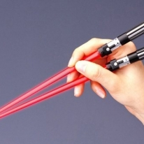 Darth Vader Lightsaber Chopstick Light up