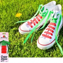 Adorable Strawberry Crazy Laces