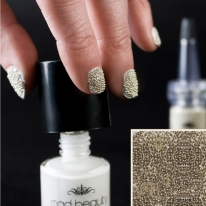 Berry Black Nail Sprinkles