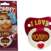 I Love My Mommy Baby Pacifier