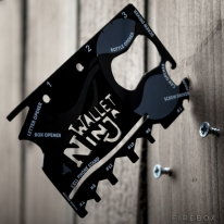 Ninja Wallet 16-in-1 Multi-Tool