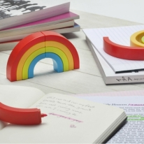 Rainbow Shaped Highlighters