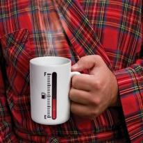 Tank Up Heat Color Changing Coffee Mug