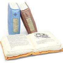 Ancient Book Pillow