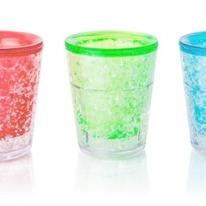 Cool Freezable Gel Shots