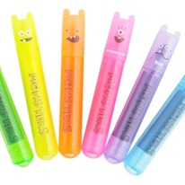 Cute Monsters Scented Markers