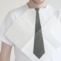 Dress for Dinner Tie Napkins