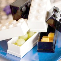 LEGO Food Storage Boxes