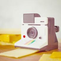 Polaroid Instant Cheese Slicer