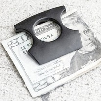 Self-Protection Money Clip Knuckle