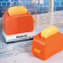 Toaster Shape Sponge Holder