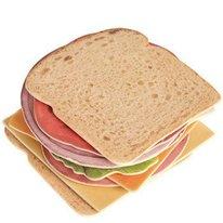 Club House Sandwich Coasters