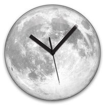 Glow In The Dark Moonlight Clock