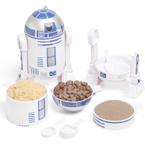 Limited Edition Star Wars R2-D2 Measuring Cup Set