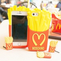 Moschino French Fries iPhone 5/s Cover