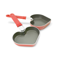 Nonstick Mini Heart-Shaped Cake Pan