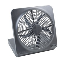 O2Cool NEW 10'' Battery Operated Fan with Adapter