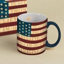 Stars and Stripes Flag Mug