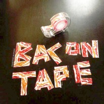 Cool Bacon Tape