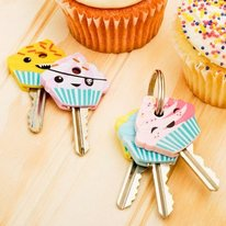 Cute Cupcake Keycaps