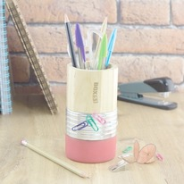Cute Office Pencil Pot