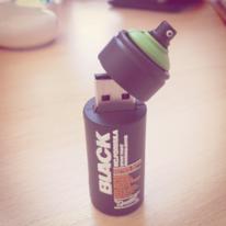 Graffiti Spray Can USB Stick
