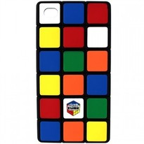 Rubiks Cube iPhone 4 & 4s Hard Case