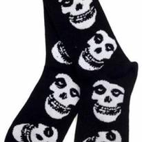 The Misfits Socks - Misfits Logo Socks