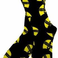 Wu-Tang Socks - Wu-Tang Bird Logo