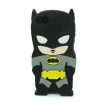Batman Soft Silicone Case Skin Cover