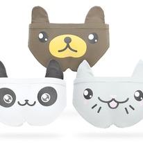 Ladies 3 Pack Animal Characters Underwear
