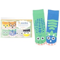 Boys Vs. Socks 3-Pack: Shark vs. Penguin, Lion vs. Tiger, T-Rex vs. Triceratops