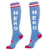 captain america unisex athletic socks