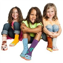 cute girls sock 3-pack
