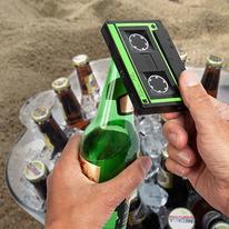 Nostalgic Cassette Bottle Opener
