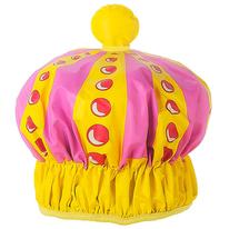 Queen Of The Pink Shower Cap