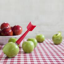 Stainless Steel Apple Shot Corer and Peeler
