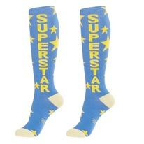 superstar unisex dress socks