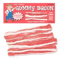 bacon gummies